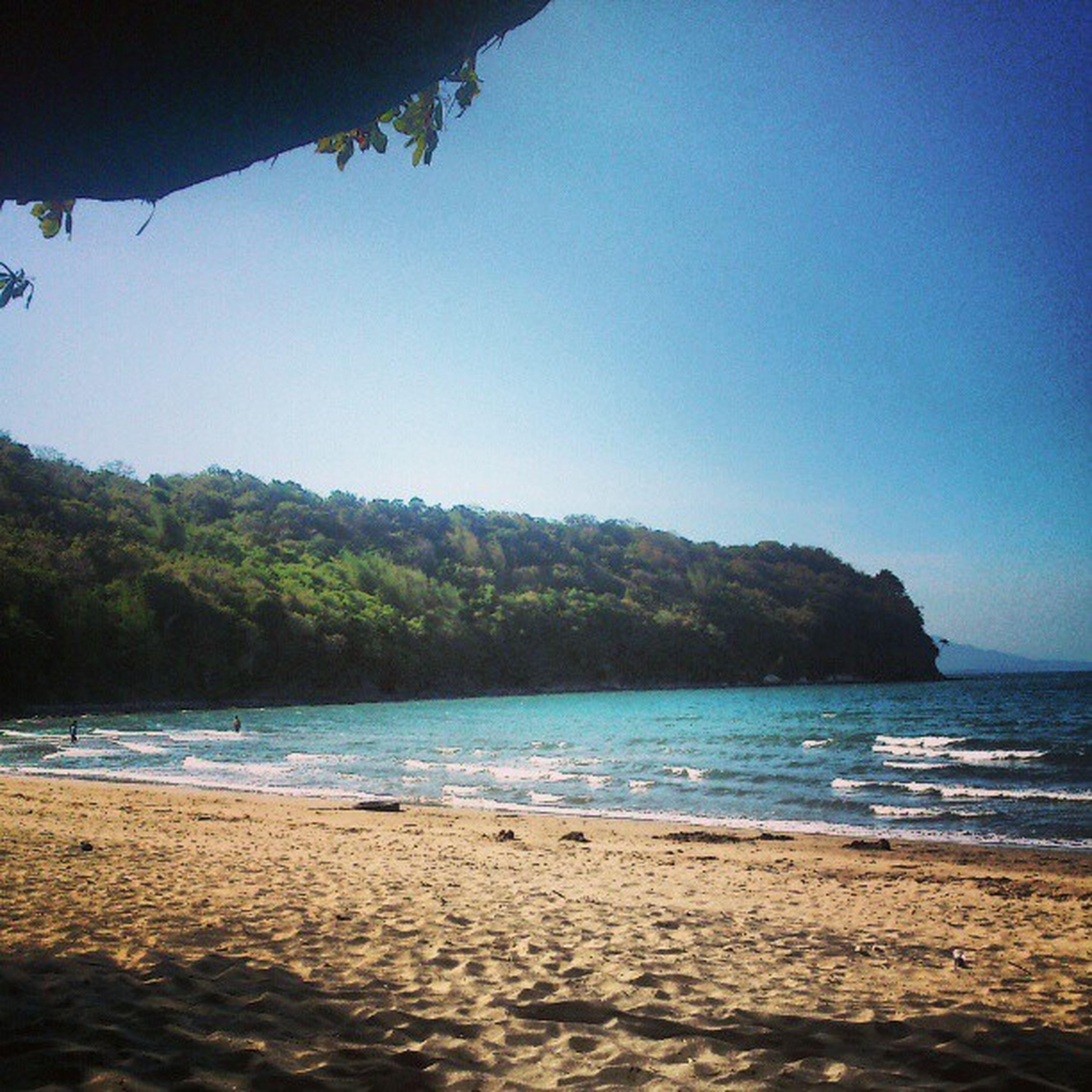 Thank God for creating a place like this. Panimanbeach Puertoazul Paradise Splendidpeacefulplace