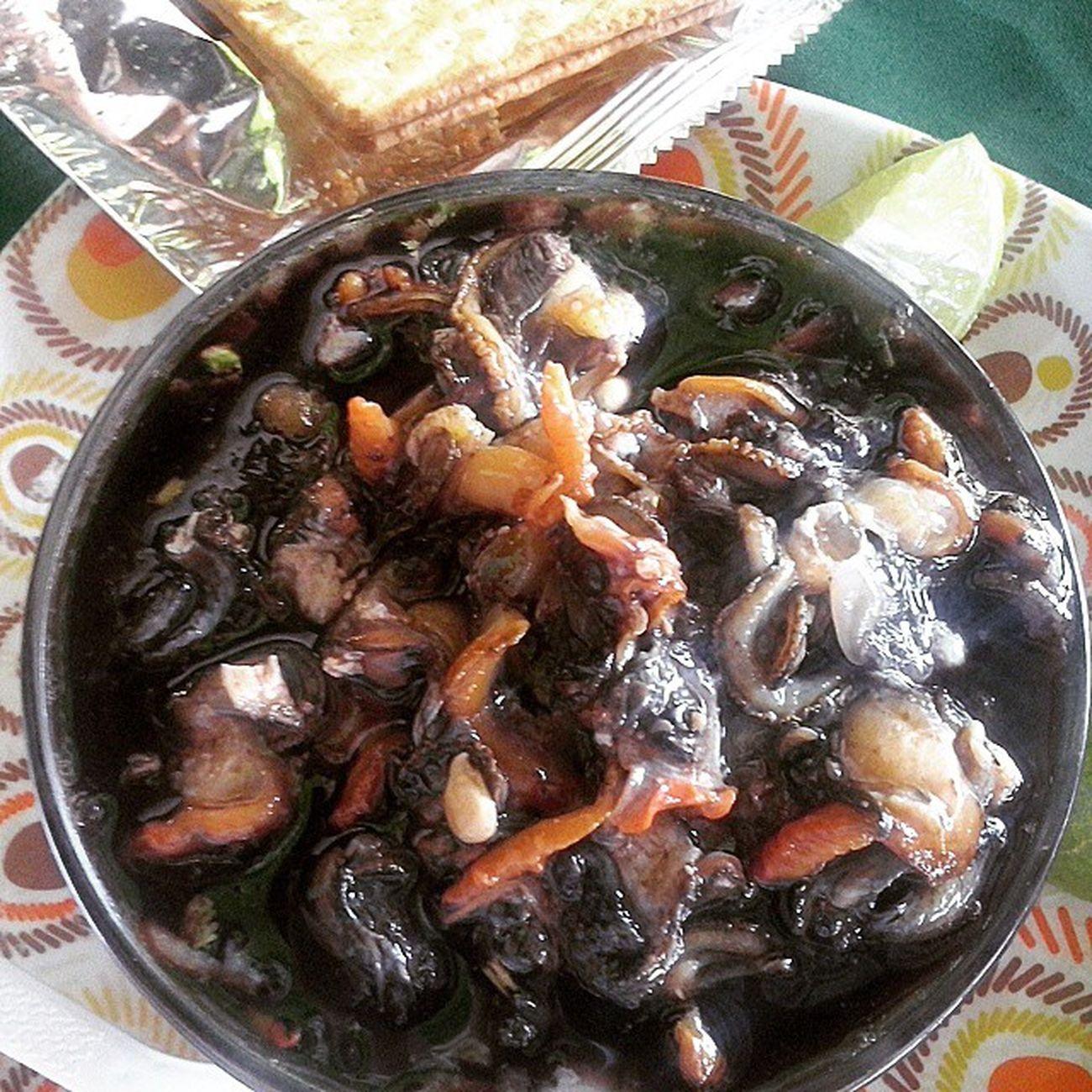 Manjar de dioses Malecon PuertoElTriunfo CoctelDeConchas Misviajes