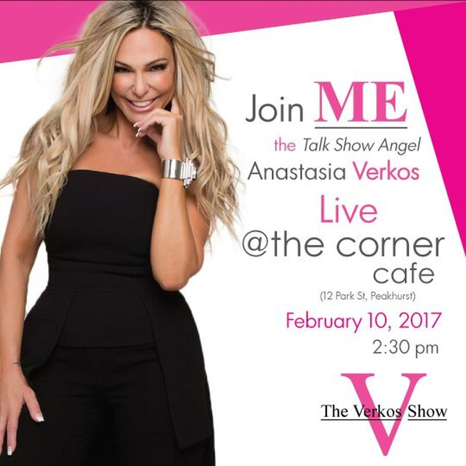 The Verkos Show on Facebook and YouTube join the Talk Show Angel Anastasia Verkos 😇 Inspire to Empower ✌www.anastasiaverkos.com Beauty Popularphoto HelloEyeEm Hello World Hairextension Fashion Beauty Make-up Mua Entrepreneur WomaninBusiness Inspired Daily Facebook Youtube