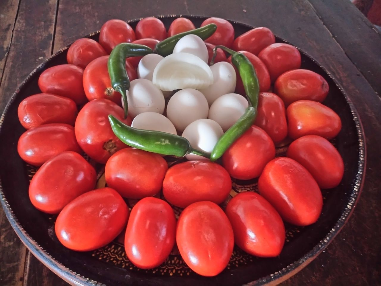 Huevos a la mexicana Red Freshness Food Food And Drink Healthy Eating No People Close-up Ready-to-eat Indoors  Day Eggs... Mexico Tomatoes Chilies Onion Egg Mexican Mexican Food EyeEmNewHere