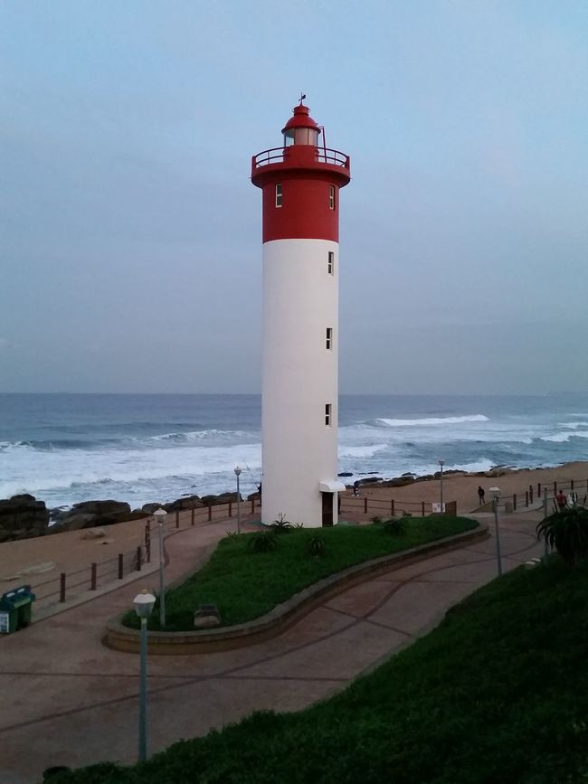 Lighthouse_captures Lighthouse And Sea Lighthouse_lovers Shining The Light Umhlanga Beach Seaside Town Hanging Out Chillaxing ✌
