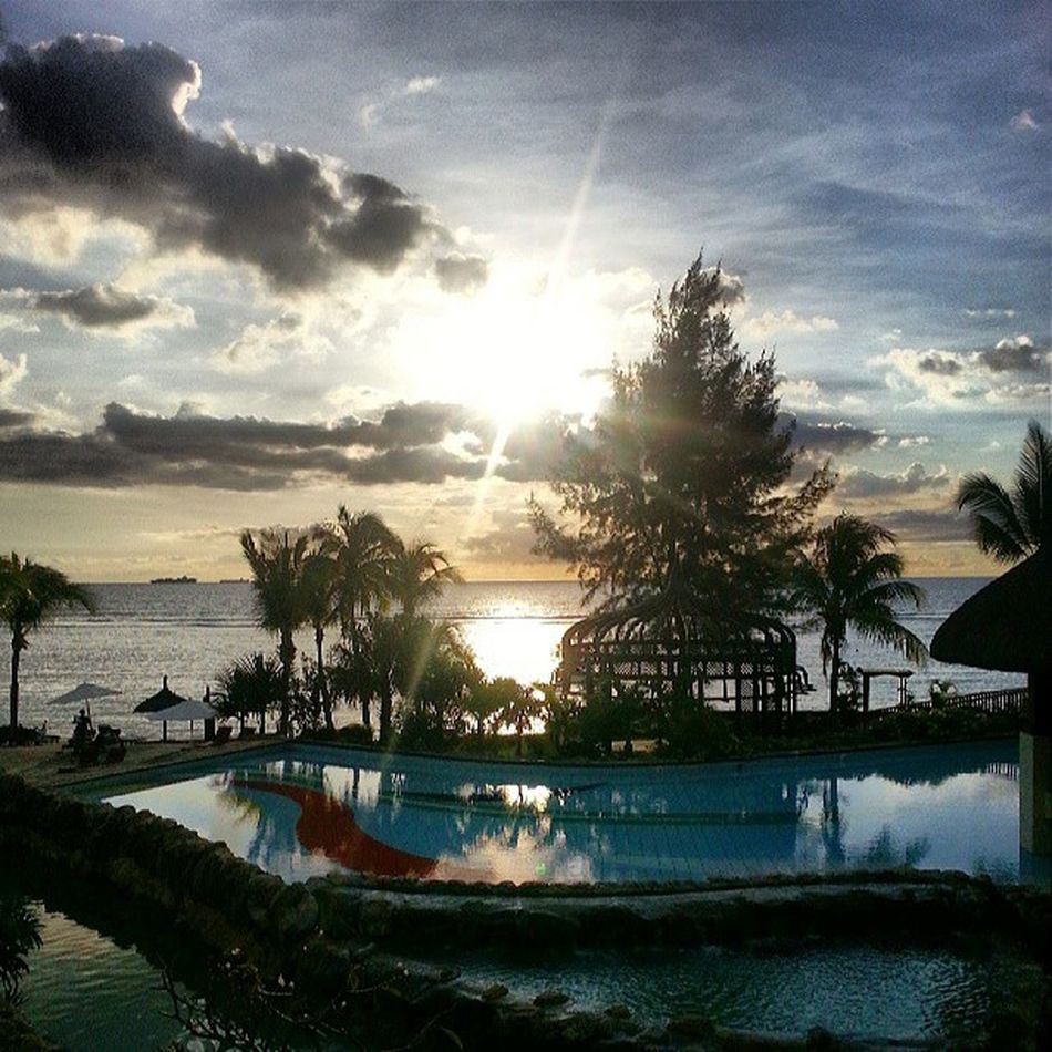 Isn't this beautiful Mauritius Travel Tourist Holiday Beach Pool