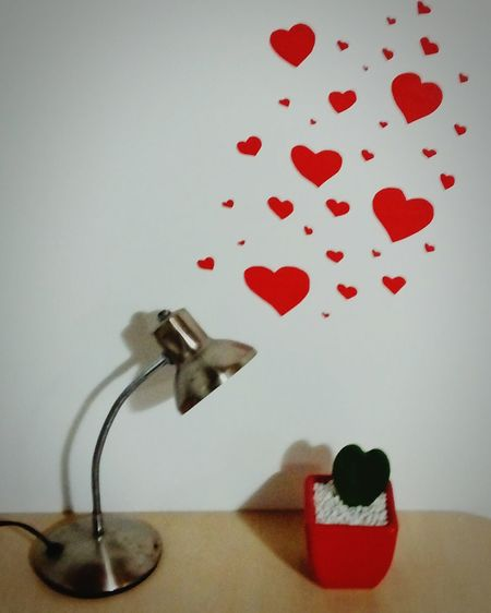 Lots Of Hearts Heart Shape Decoration Small Places Decoration