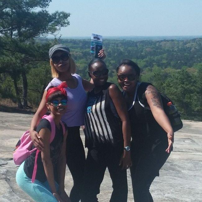Four Sisters! XO Stonemountain Sisters ❤ Stone Mountain Georgia