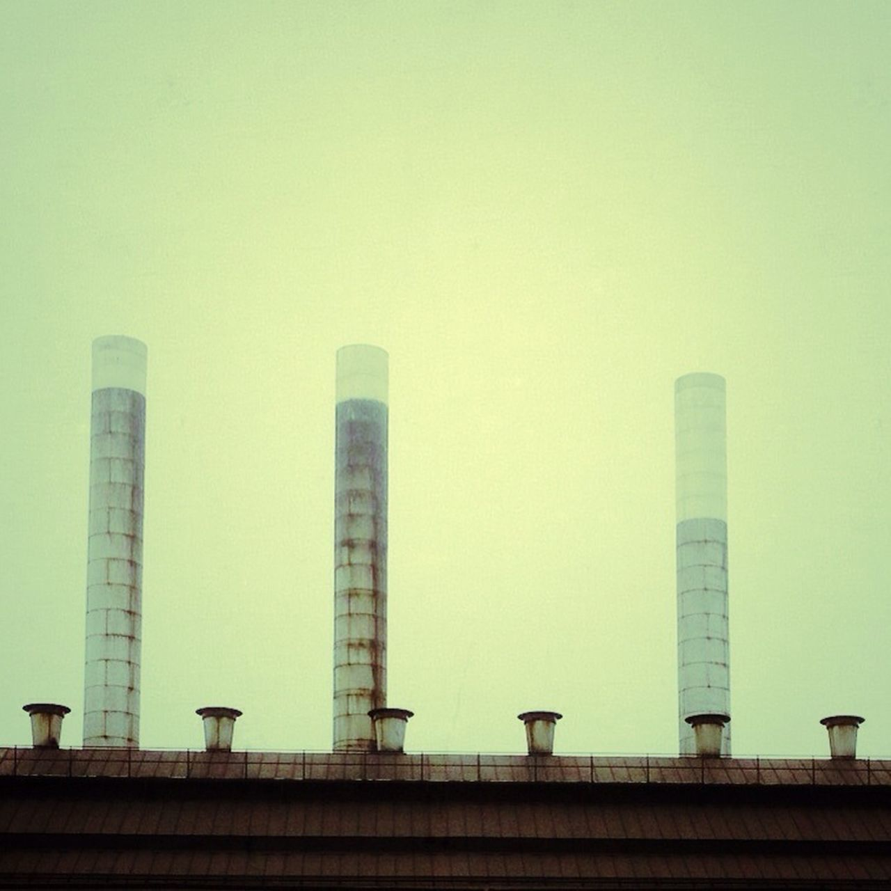 Fading Chimneys