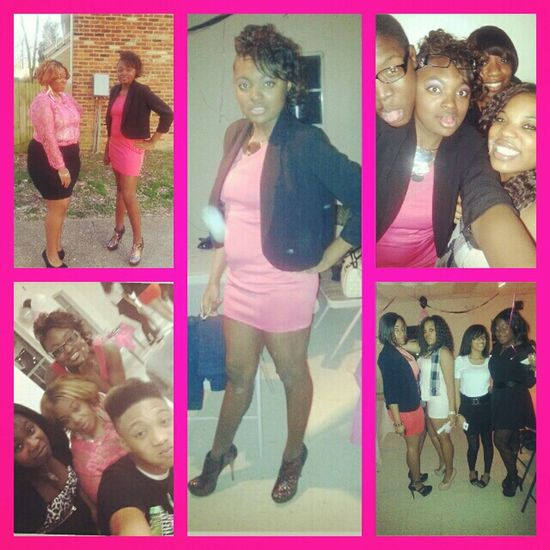 me and my besties yesterday
