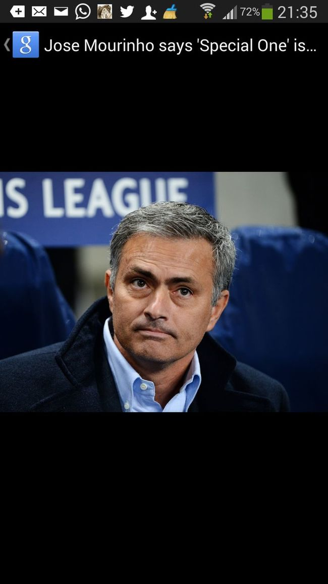 Up Chelsea. the special one did it again . Upchelsea Uoblues