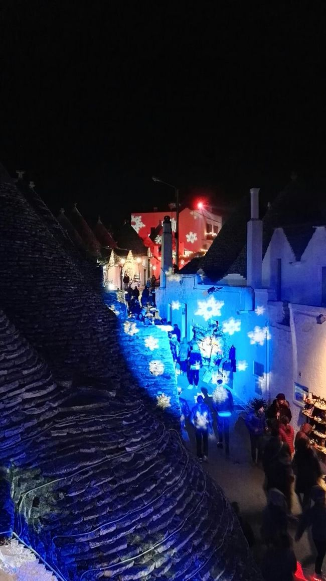 Alberobellophotocontest Christmastime Christmas Lights Light Festival Enjoying Life