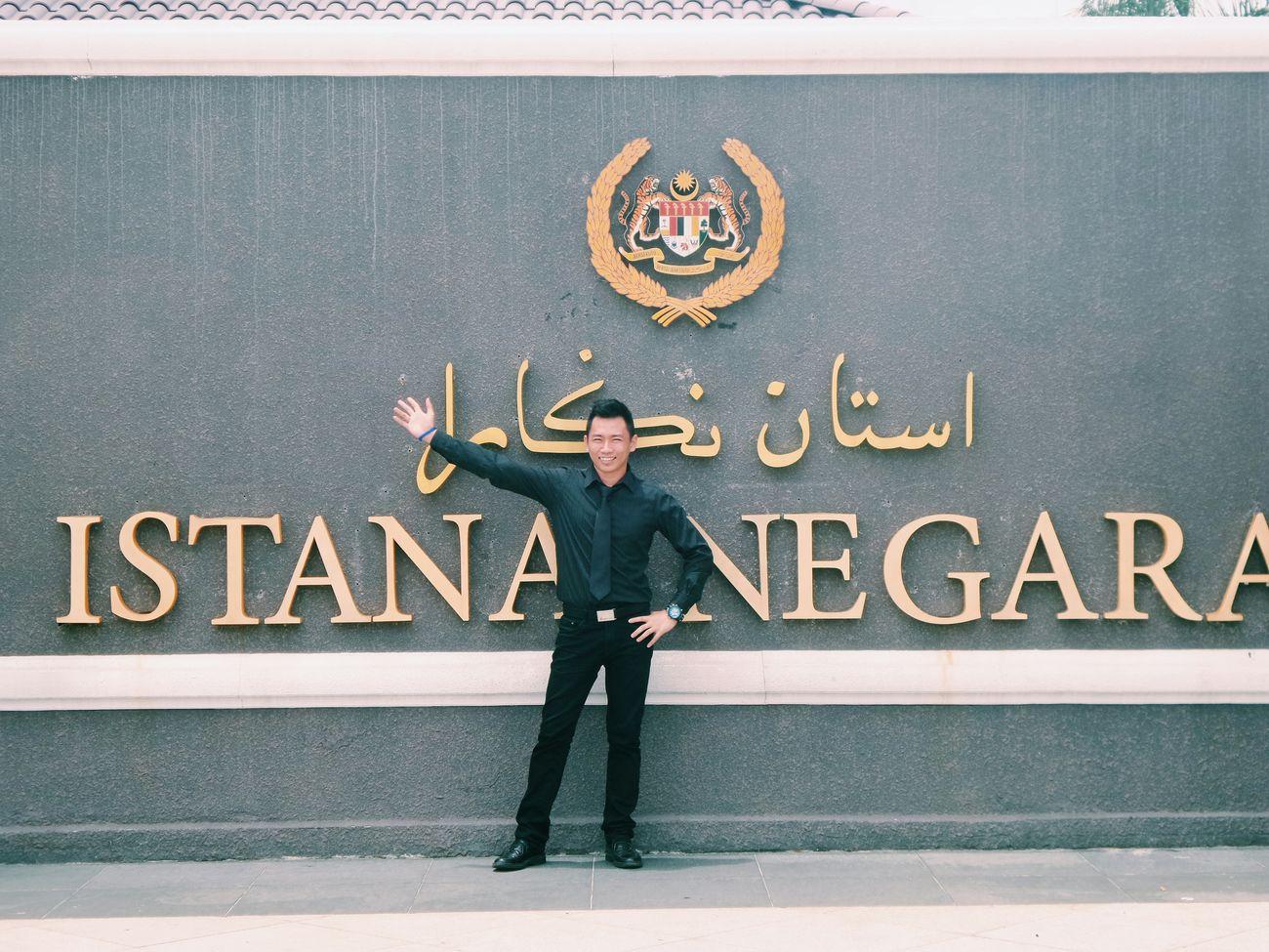 Visiting the Royal Palace Citytour☺ Relaxing Kingpalace Kuala Lumpur Malaysia