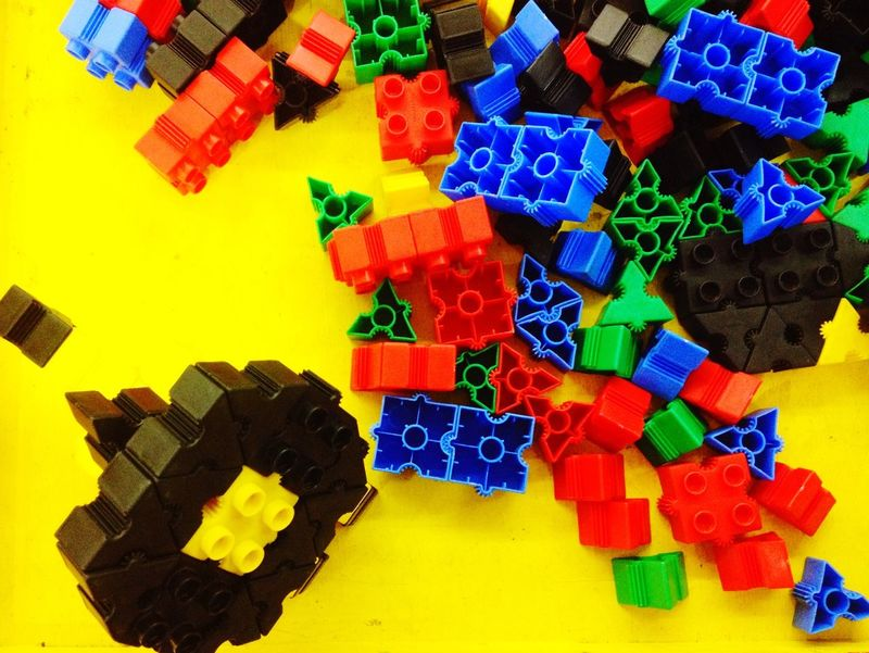Photographic Memory These weren't just simple little colorful bricks. These were tickets to ride a time portal to simpler days long forgotten.