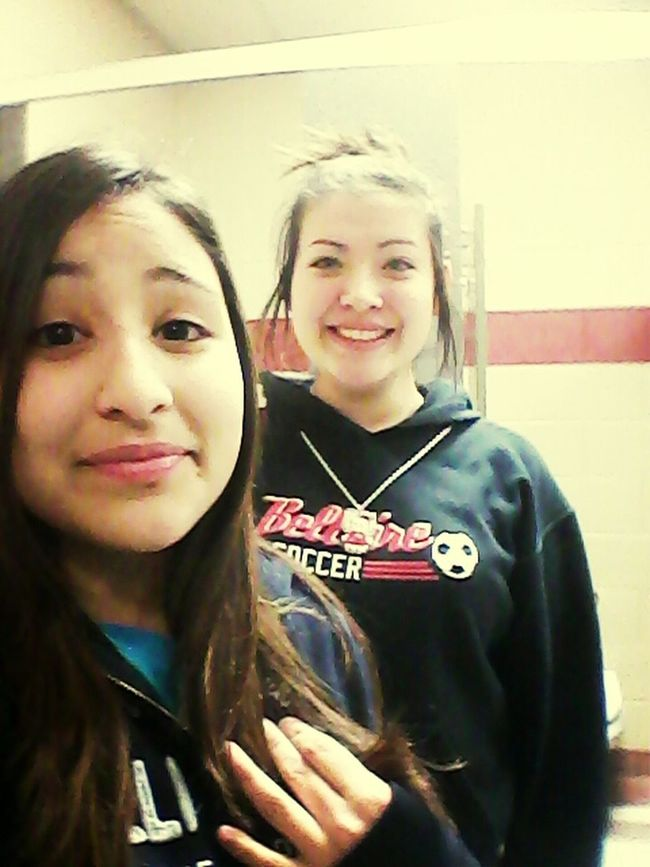 This Is My Baby . I Love Her .. Shes My Bestfriend And She Always Will Be (: I Love You Natalee Marie Campos