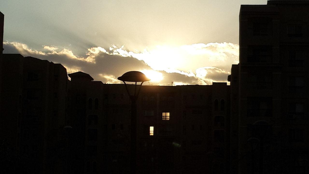 Sunset Colors Winter No Filter Clouds And Sky Neighborhood Cloud - Sky Nofilter No People Sky No Edit/no Filter