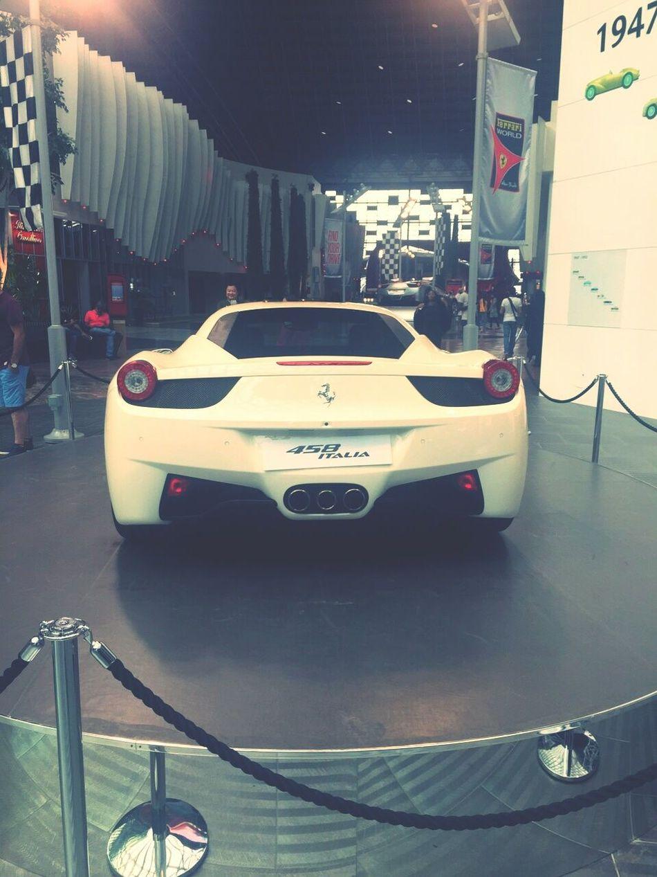 Ferrari World Abudhabi Ferrariworld Unitedarabemirates Abudhabi Lifeinuae Ferrari 🚘🚘🚘👌👌🌐