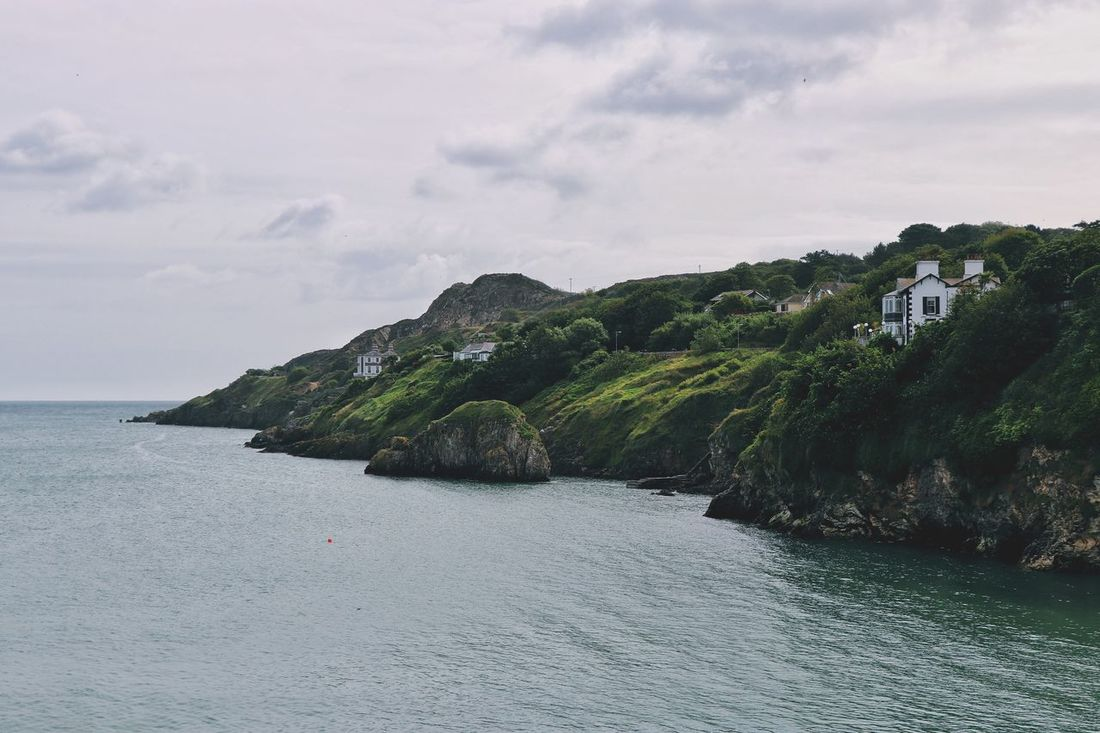 Souvenir d'Irlande 🇮🇪 Sea Outdoors No People Nature Vacations Travel Destinations Beauty In Nature Irlande Ireland🍀 Howth Dublin, Ireland Travel With Friends