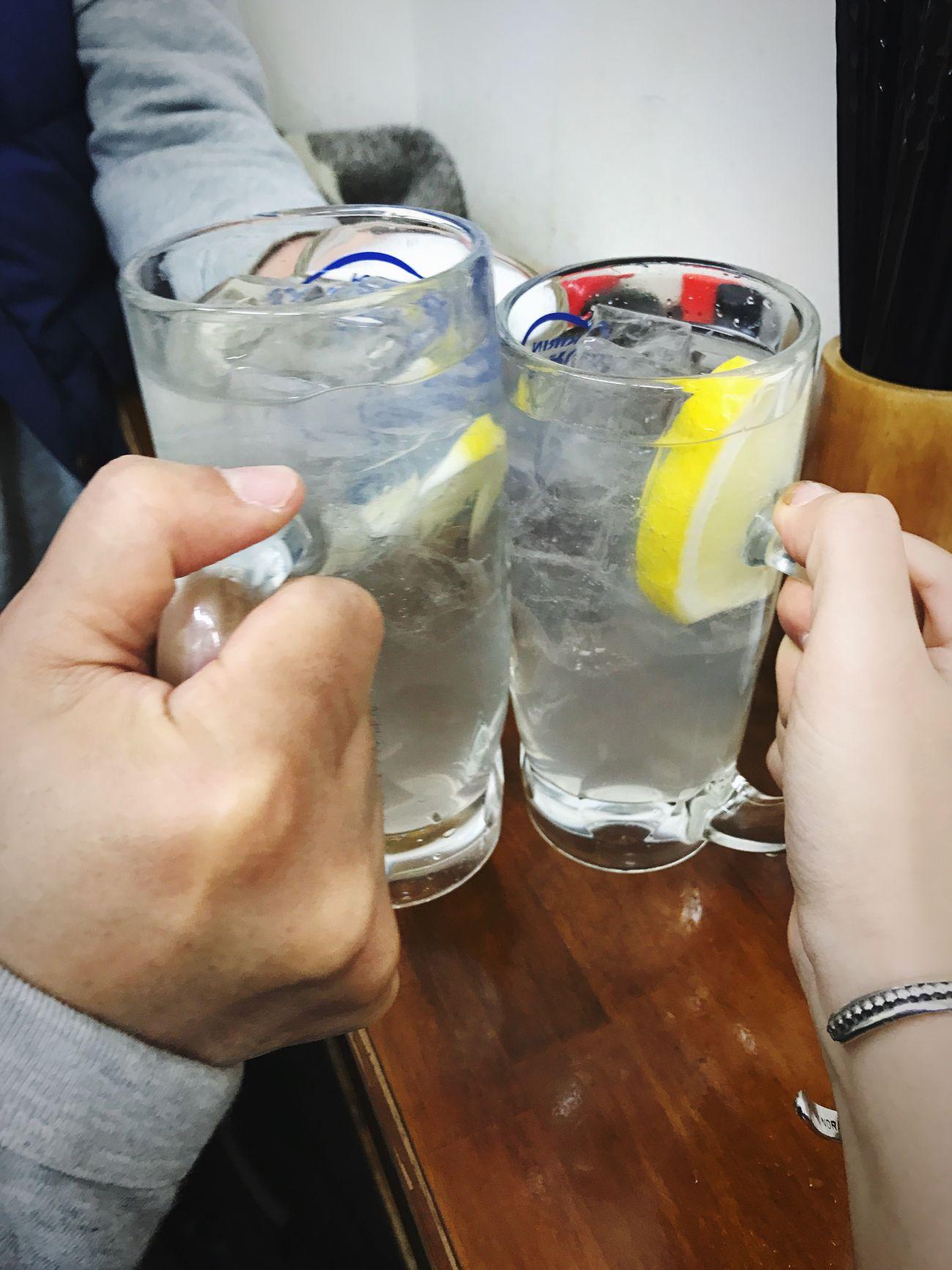 大井町 乾杯 Cheers