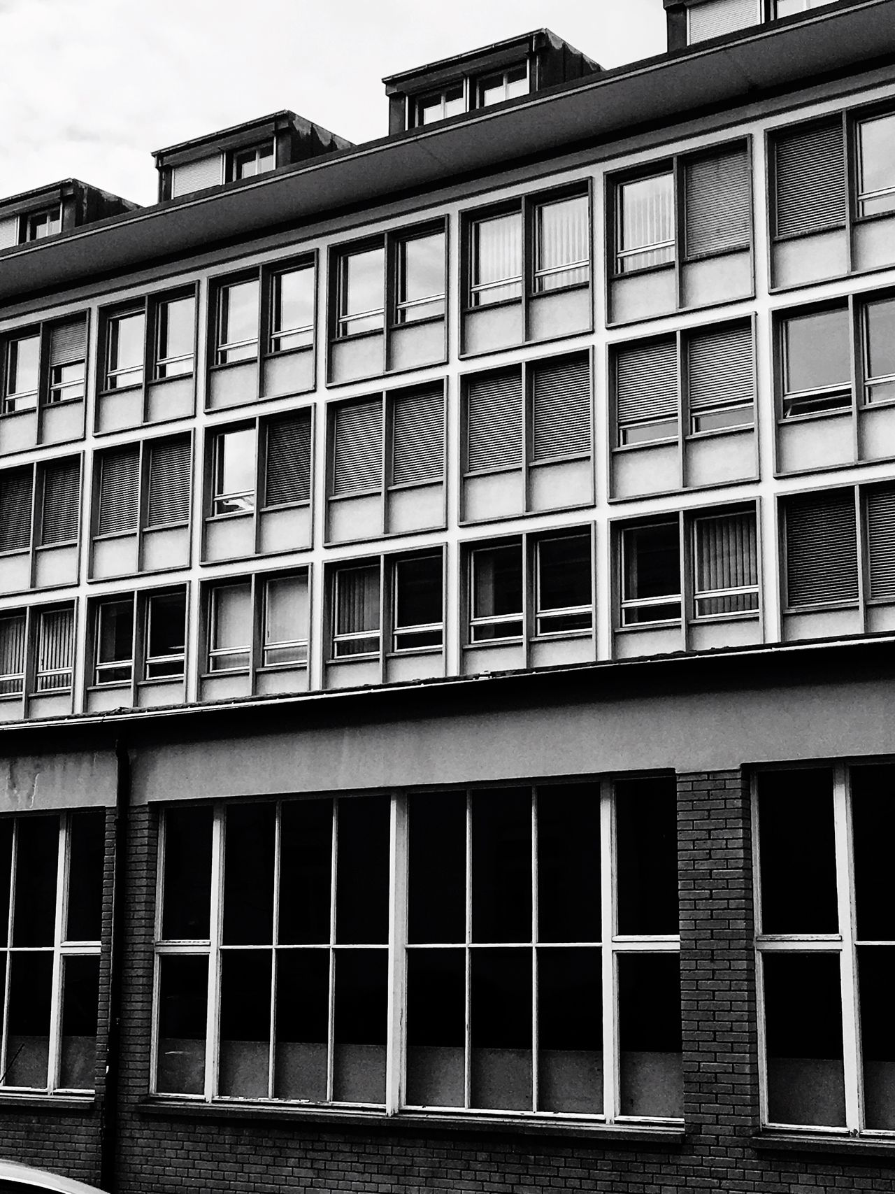 Building Exterior Architecture Built Structure Window Low Angle View No People Outdoors Day City Fire Escape EyeEmNewHere EyeEm Best Shots EyeEm Gallery Shadow Blackandwhite Black & White EyeEm my first trys...