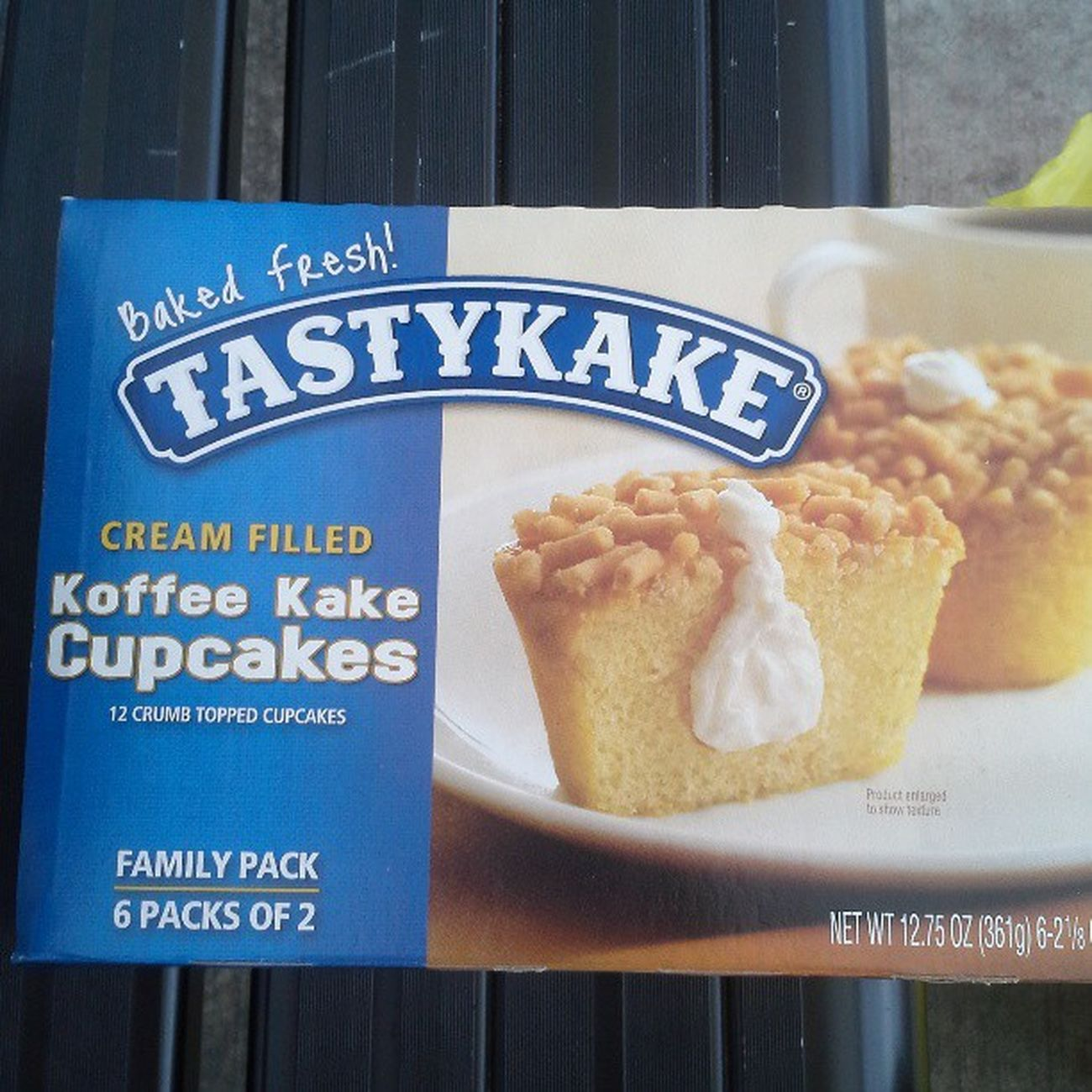 Love being able to get these on CT now Tastycakes BestInTheWorld