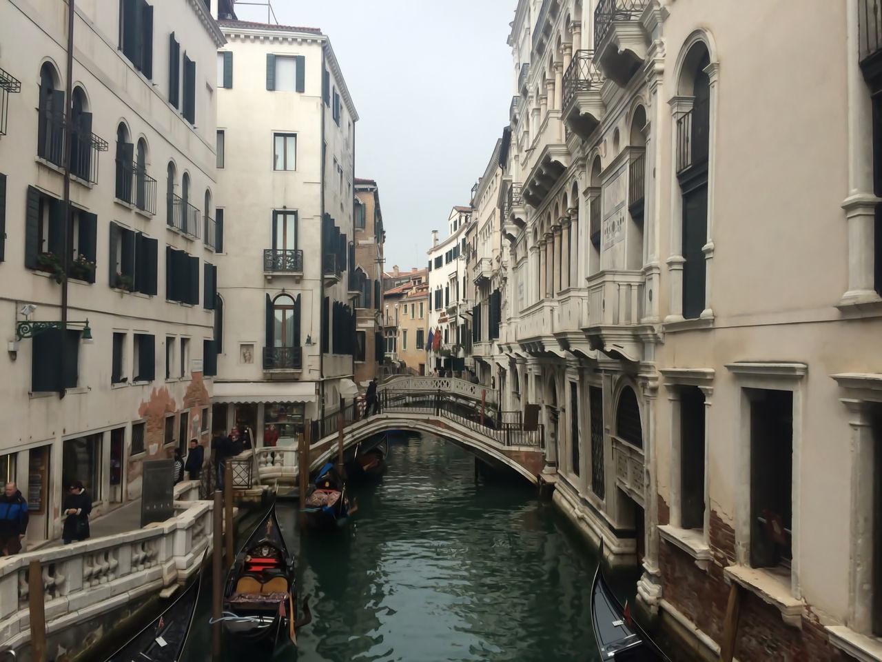 Beautiful stock photos of italien,  Bridge - Man Made Structure,  Building Exterior,  Built Structure,  Canal