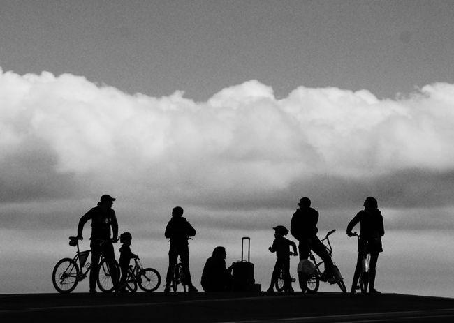 Streetphotography Streetphoto_bw I Love Bikes Mobility Hello World
