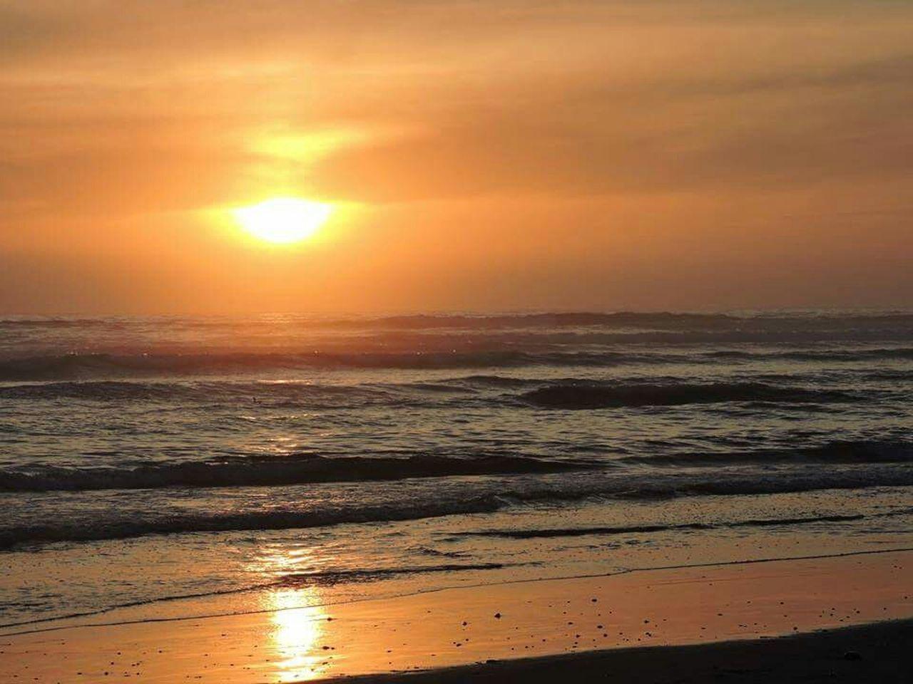 Bajacalifornia Sunset Noefects Taking Photos Beachphotography