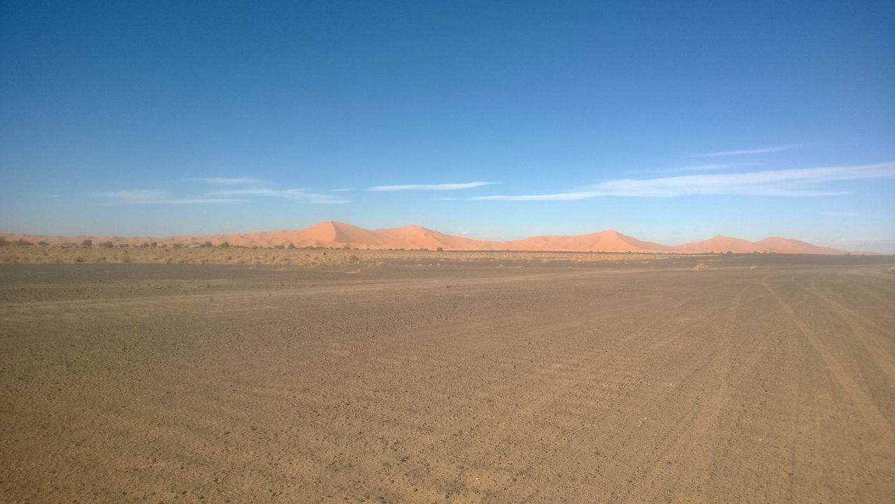 Deserts Around The World