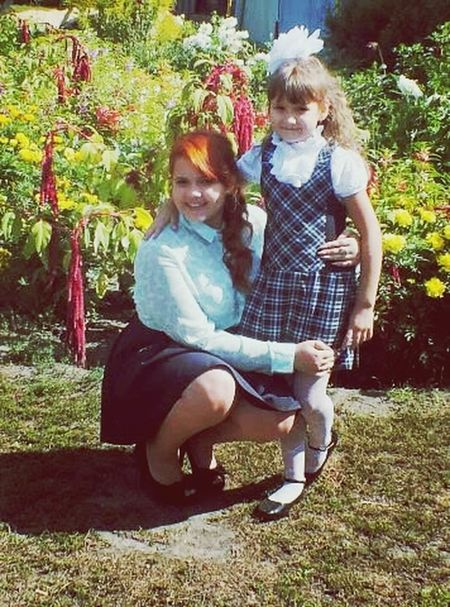Redhair Sister❤ Family People