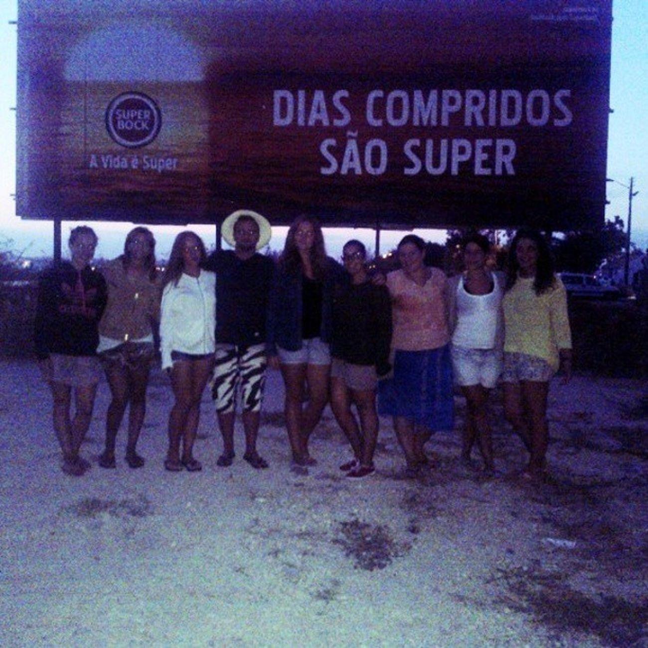 Dias Compridos Sao Super! Newfriend IlhaDeTavira Amazing Friends fun