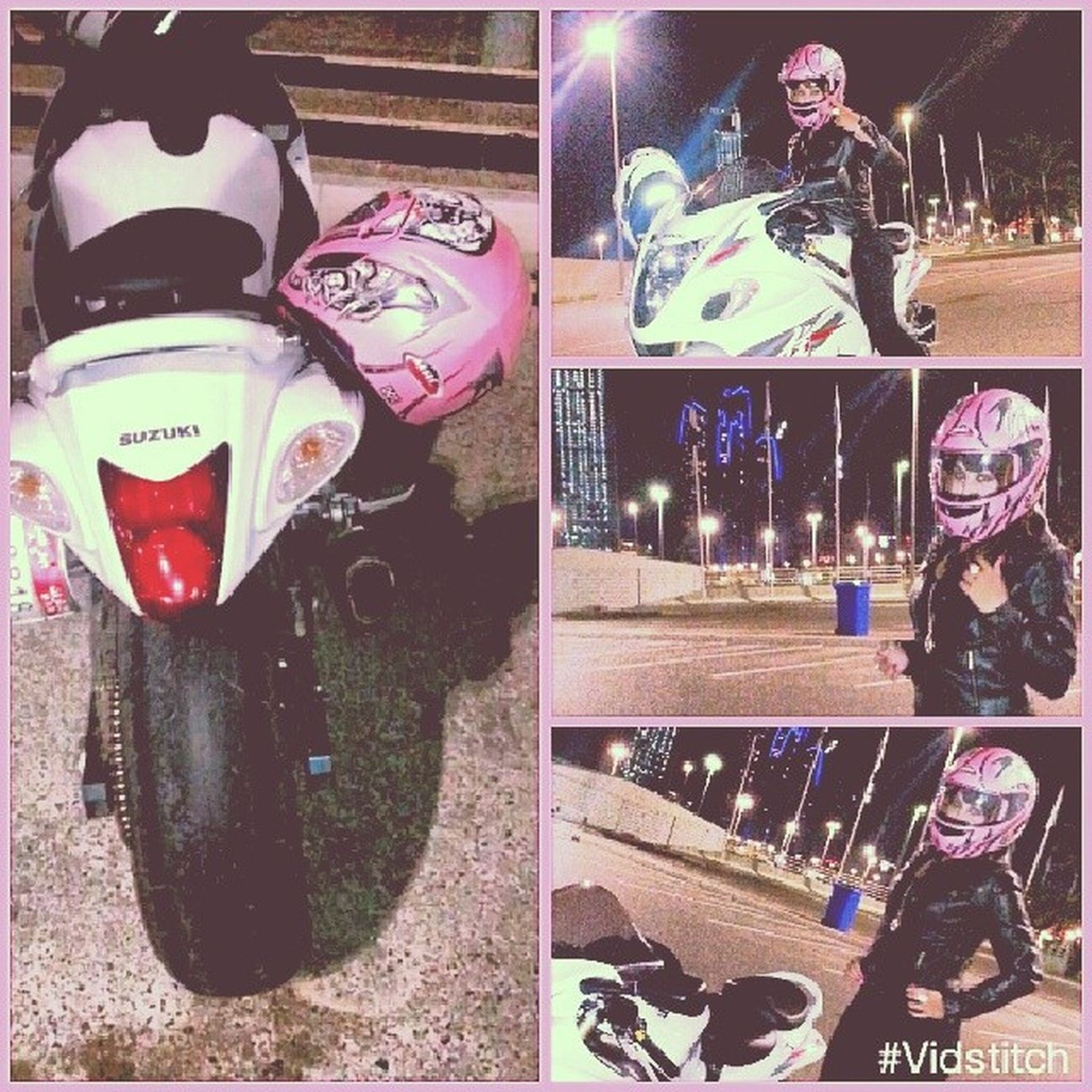 Biketime Hayabusa Happy Amazing bikergirl uae albateen cornish motorcycle biker abudhabi crazy fun loveit yolo ♡♥♡♥♡♥♡♥♡♥