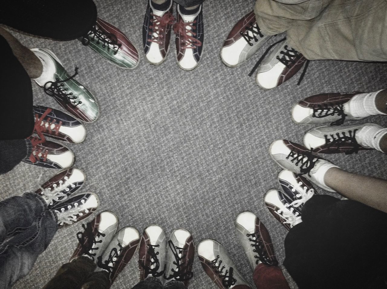 Birthday bowlerama Shoe Real People Human Body Part EyeEmNewHere Low Section High Angle View Lifestyles Indoors  Human Leg People Sport Dirty Shoes Retro Styled Fun Bowling Bowling Alley Shoes Indoors  Retro Simple Games