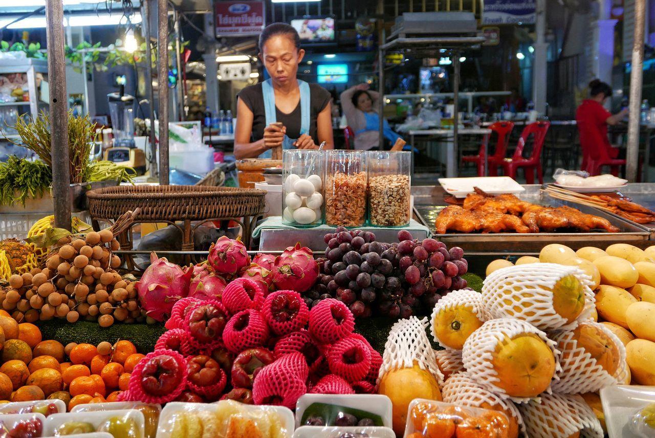 Beautiful stock photos of danke, market, freshness, market stall, retail