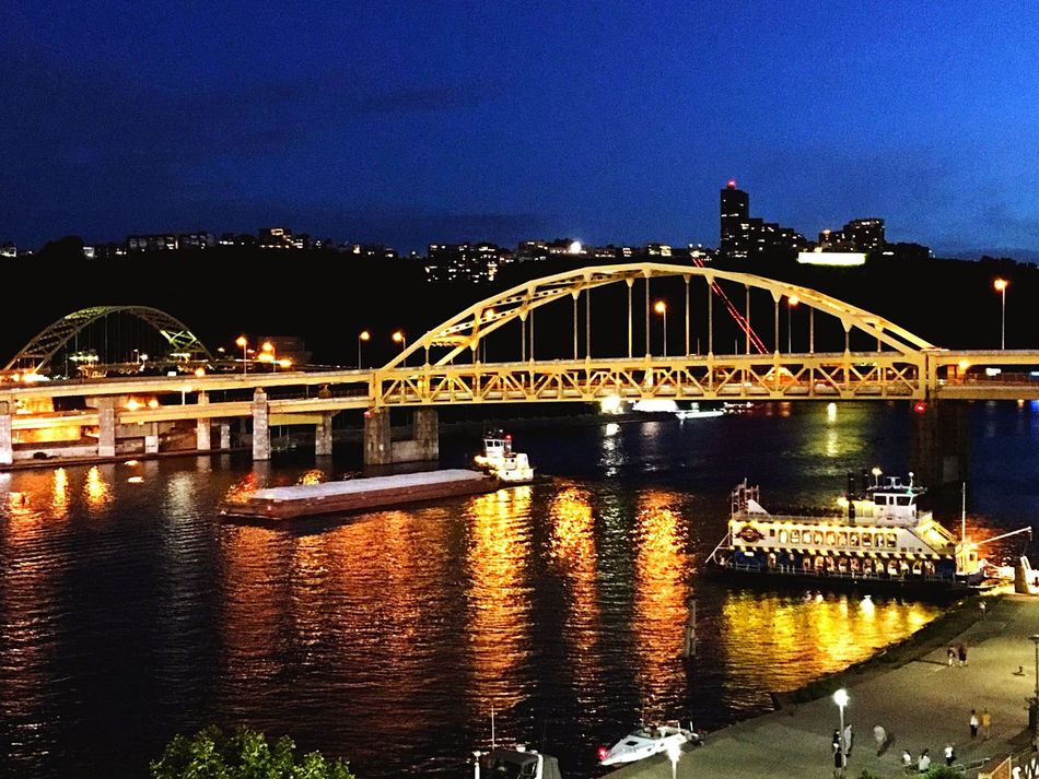 Pittsburgh Allegheny River Showcase July