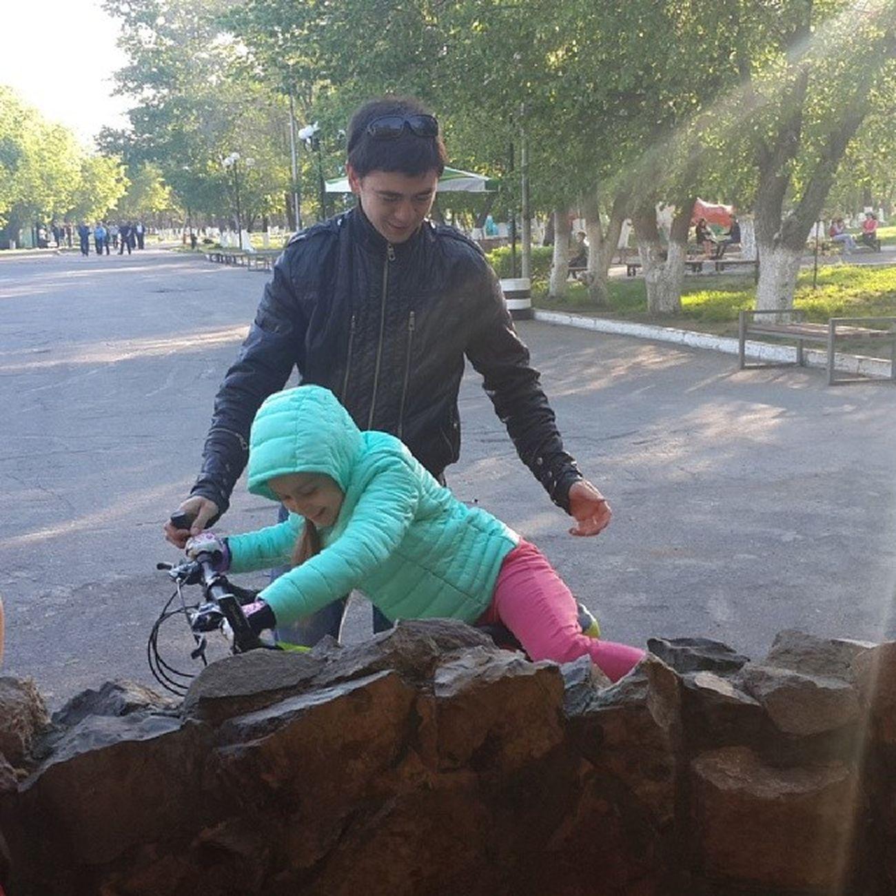 Bicycletime FamilyTime Karagandacentralpark