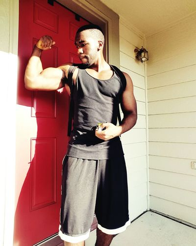 Workout Fitness Gym Arms