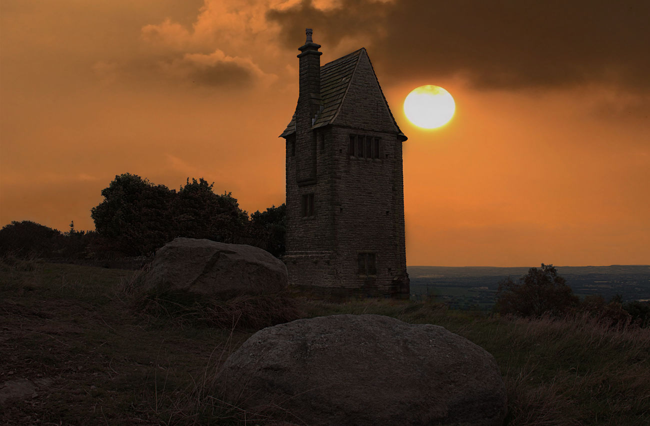 The Pigeon Tower at Rivington during the Golden Hour. This is a famous Lancashire Landmark and steeped in history. Architecture The Magic Mission Building Exterior Clouds Famous Place Golden Hour Hills Hillside History Landmark Landscape Orange Hue Outdoors Pigeon Pigeon Tower Protection Rivington Rivington Pike Rivingtonpike Rocks Showcase: November Spirituality Sunset Tower United Kingdom