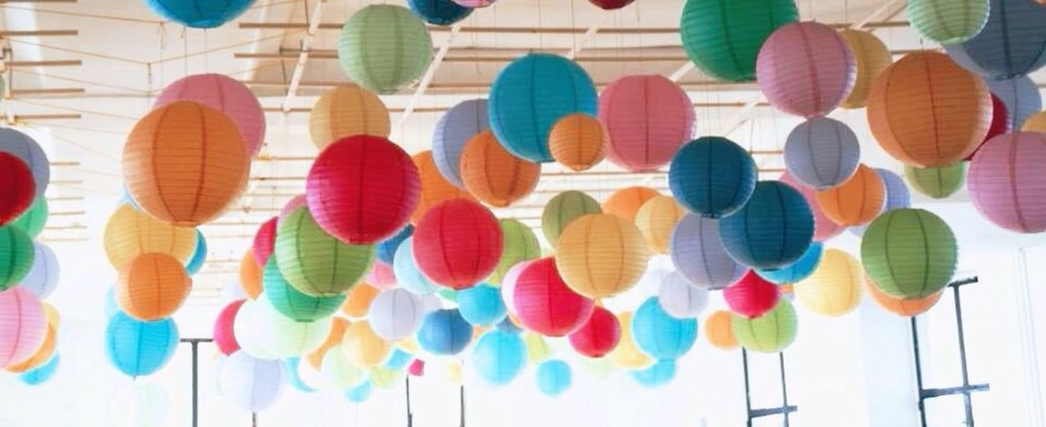 Colors Ball Decor Photo