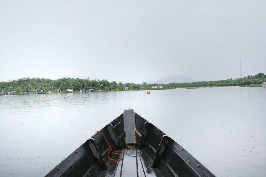 Happiness in lake , Pelaihari Kalimantan selatan First Eyeem Photo Lake View Danau Banjarmasin Kalimantan Selatan