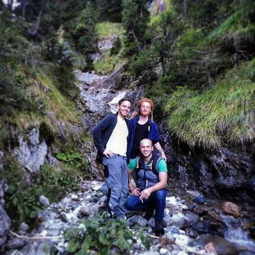 Davos Schweiz Waterfall Nature Schatzalp Danke für den tollen Schweiz Trip. Freue mich auf nächste Woche in Hamburg! 😆