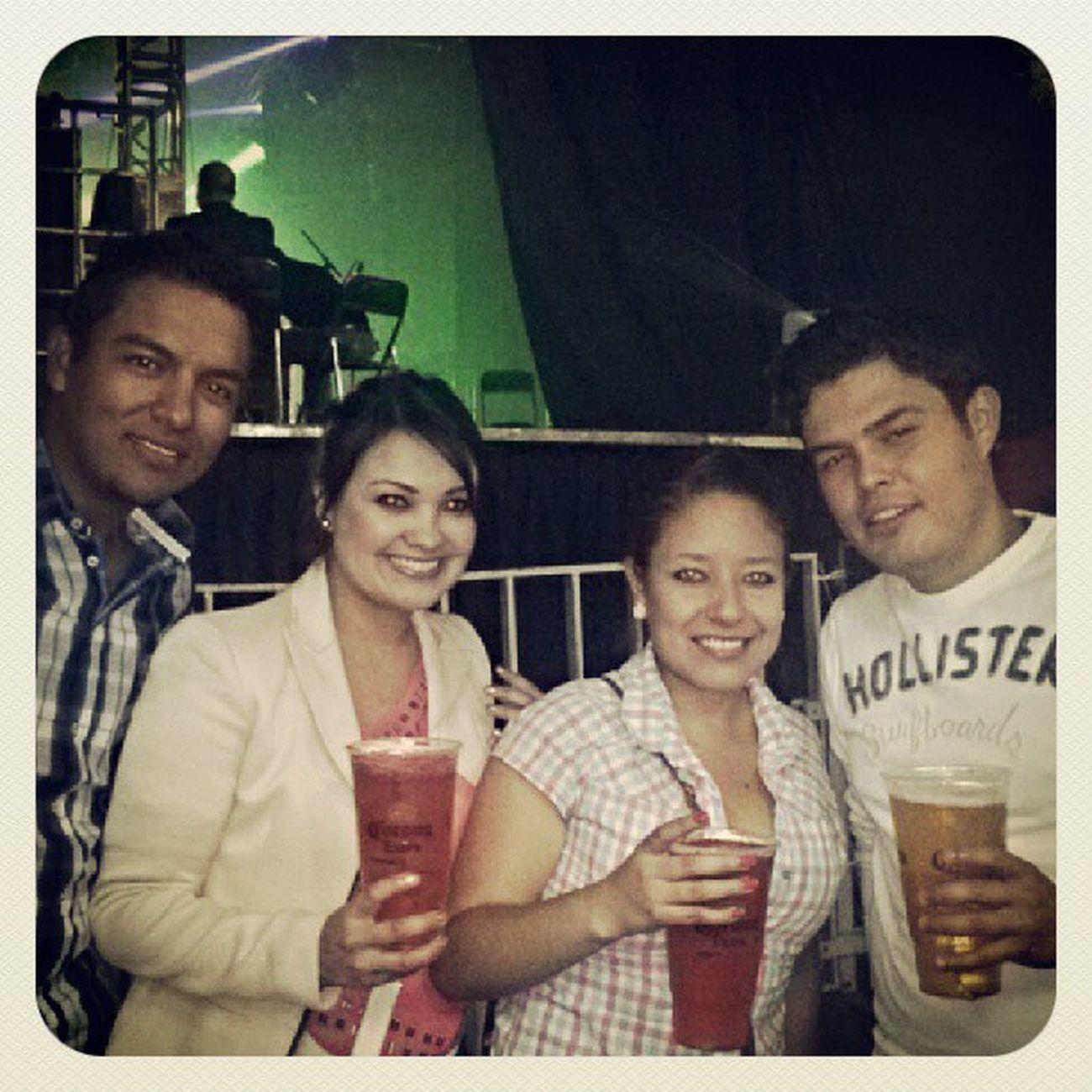 Amigos Fenaza Agusto