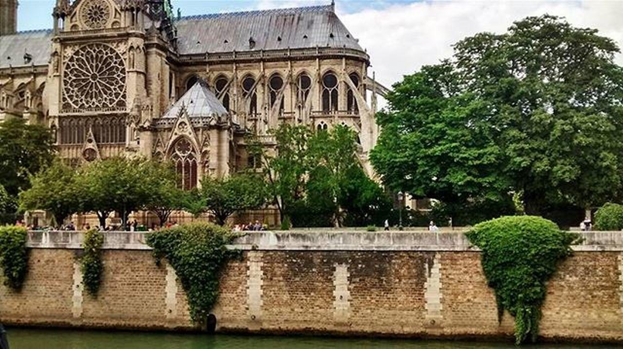 Cathedralenotredame Paris France ParisWedding NathanMonicaAdventures