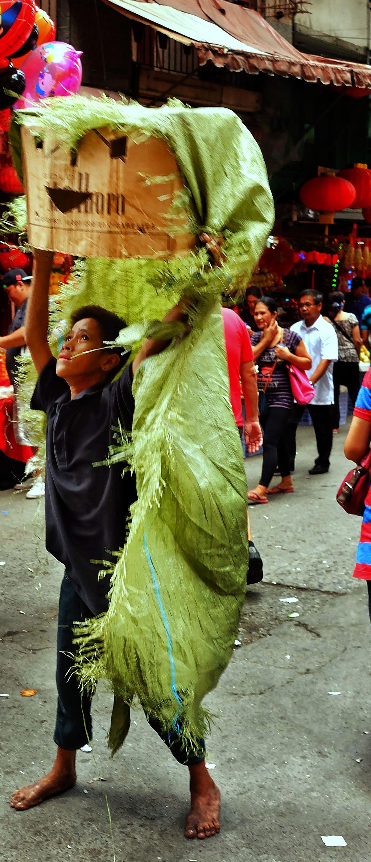 EyeEm Taking Photos XA1 Eyeem Philippines Fujifilm X-a1 2017 Fujifilm EyeEm Best Edits EyeEm Vision Fujifilm_xseries Check This Out CNY2017 Chinesnewyear Liondance Binondo Ongpin Kid Philippines Resourceful Resourcefulness