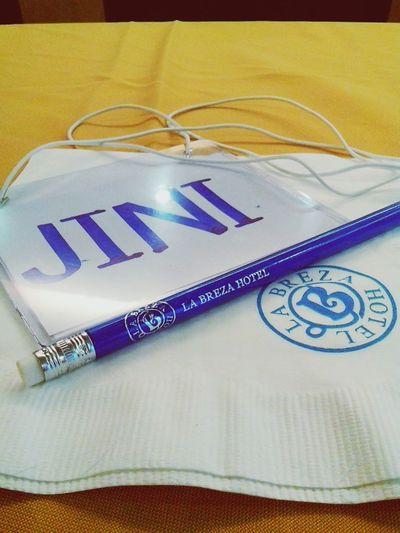 Hi I'm Jini. :)