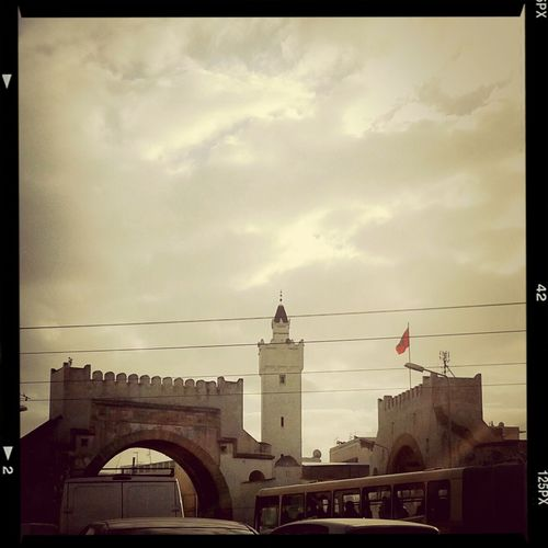 Eyeemtunisia Ilovetunisia Bab Khadta Tunis