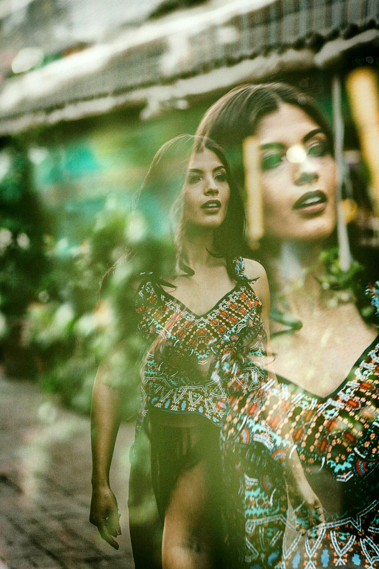 Art with Karen Vi. Double Exposure Fashion Photography Fashion Texasphotographer Johntrew KarenVi❤ Model First Eyeem Photo