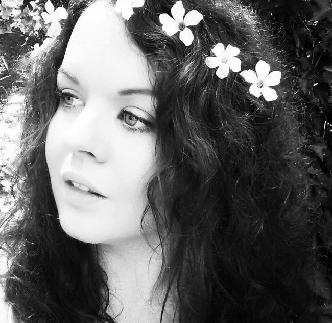 B&W Portrait That's Me Snapshots Of Life Daydreams♡