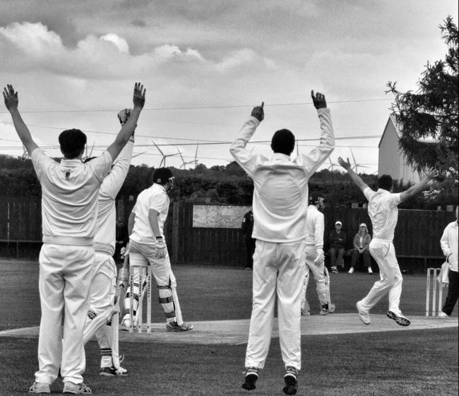 The appeal Cricketer