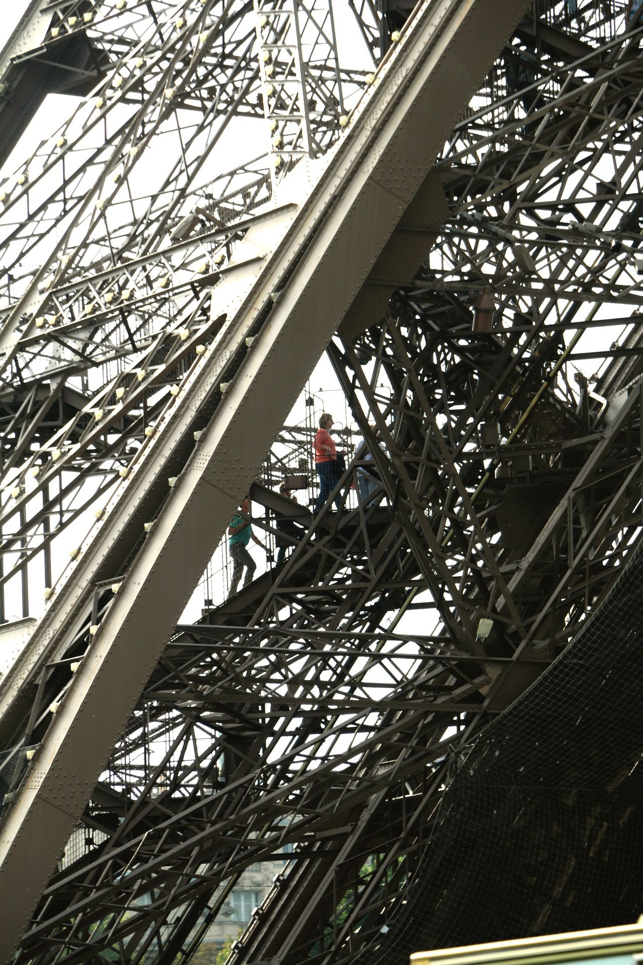 The Image Of Eiffel Tower Climbing Eiffel Tower The Eiffel Tower Made Of Iron Design