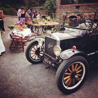 Vintage Cars Vintage Wedding France Sony Xperia Z3