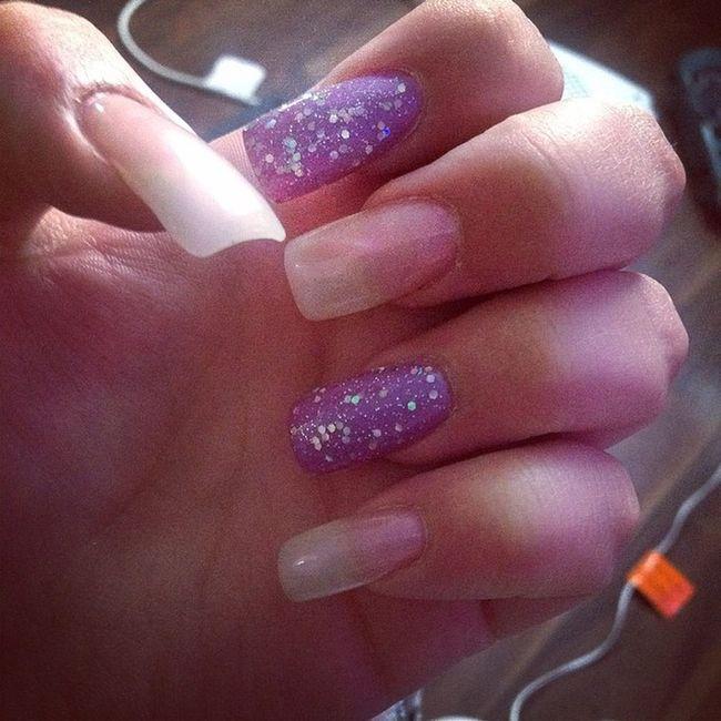 Nails Onpoint Glitts Shimmer letsgo london