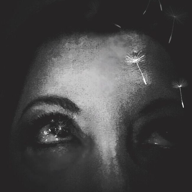 Overnight Success Human Eye Close-up One Woman Only Looking For My Friends That Connect IPhoneArtism Shootermag Blackandwhite Black And White Abstract Me The Good Eye Series