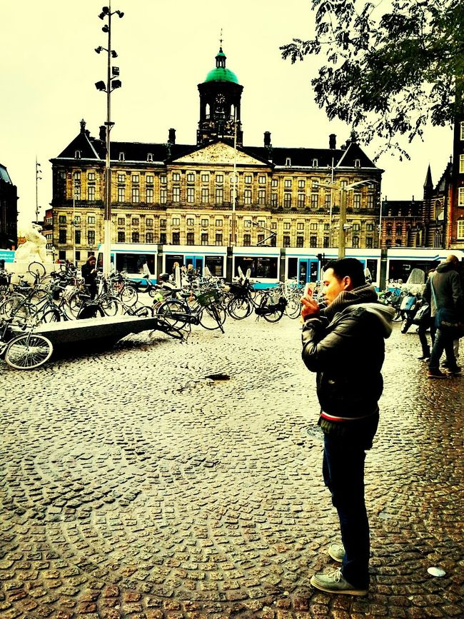 amsterdam That's Me Hello World In Amsterdam Travelling